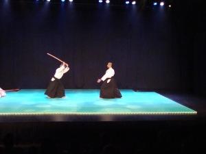 2009 aikido demonstration