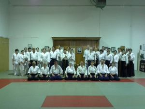 2014 Fox Valley Aikikai Weapons Seminar