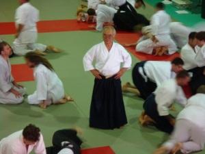 Chiba Sensei 2008