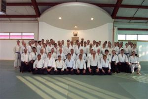 Instructor's Seminar, 2006 Ryoshinkan Dojo, Palatine, IL.