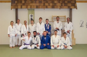 Jiu-Jitsu Seminar 10-2003